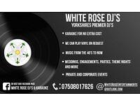 Experianced dj for hire, dj, disco, karaoke, weddings