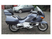 1999 BMW K1200LT PX Swap BIG Cruiser Swap MT01 Harley VL1500 VN1500