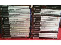 30 PlayStation 2 games (some very rare)