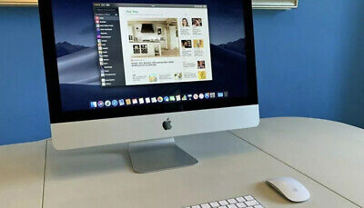 "Apple iMac 21.5"" Desktop, MMQA2B/A - (June, 2017)"