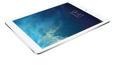 Geniune Apple iPad 5th Generation Air 16GB WiFi White *VGWC!* + Warranty!