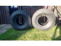 Bridgestone Tractor Tyres pair 13.6-16