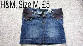 Maternity clothes Size 8/10