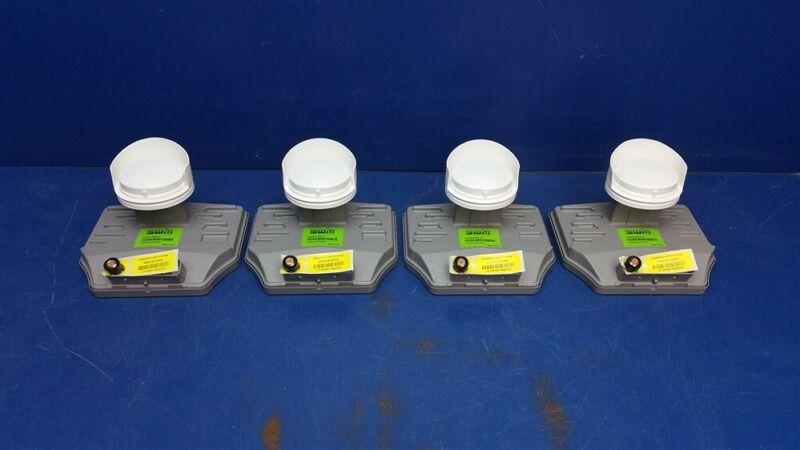 Lot of 4 DIRECTV DSWM 21 Tuner Reverse Band 4K LNB 3D2RBLNBR0-02 swim 3 gen2