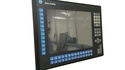 Allen Bradley Industrial Computer 6180-cgidfgdcecf Ser B