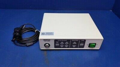 Pentax Psv-4000 Endoscopy Camera Source Processor 105-00060-33 Camera Head