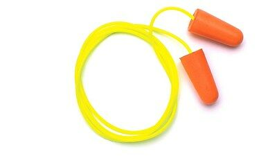 Pyramex Ear Plugs With Cords - 100 Pairs