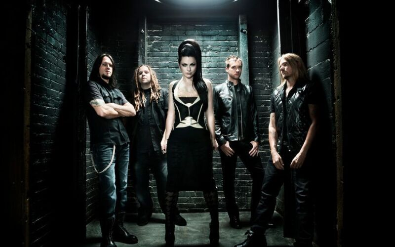 Evanescence Music Poster 28