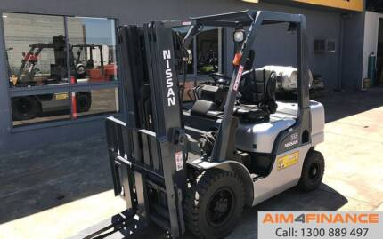 Nissan forklift L Series 2.5 Tonne - Finance/Rent-to-Own $101pw*