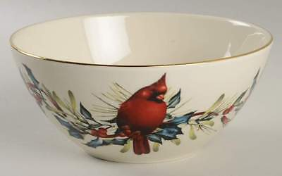 Lenox WINTER GREETINGS Round Serving Bowl 10357236