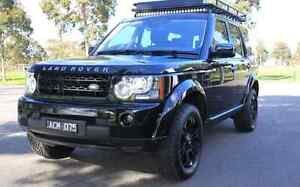 2010 Land Rover Discovery 4 Wagon **12 MONTH WARRANTY** Derrimut Brimbank Area Preview