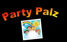 PartyPalz: Choose us for all your party Needs: Face Painting, Balloon Modelling and much, much more