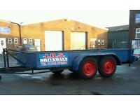 Flat bed /plant trailer for sale