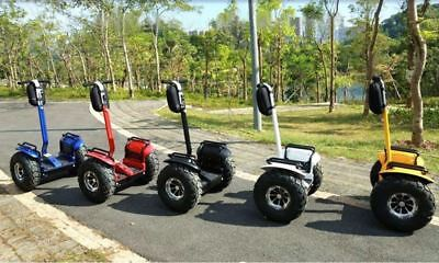 Angelol 2000w/48v Two Wheel 19in. Off Road Electric Self Balance Vehicle