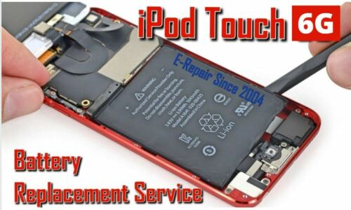 Apple Ipod Touch 6 6g 6th Generation Oem Battery Replacement Service