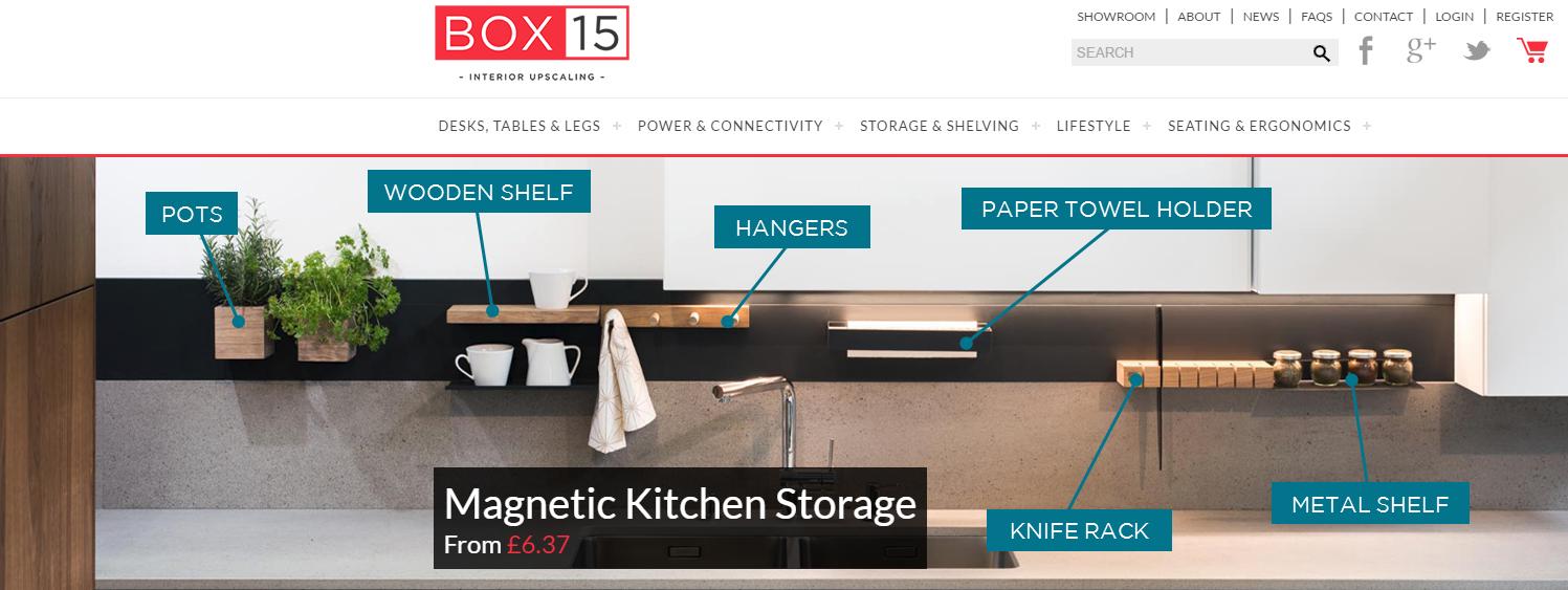 Box15 for Interior Upscaling