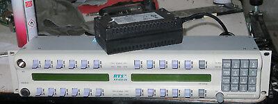 rts telex kp632-24  24 channel intercom talkback panel (kp32  zeus, adam cronus