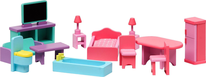 Poup es maison de r ve coco adapte barbie etc 3 tages - Maison de reve barbie ...