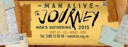 Man Alive Men's Gathering Wagga Wagga 2650 Wagga Wagga City Preview