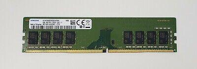 Samsung 8GB 1Rx8 PC4-2666V-UA2-11 M378A1K43DB2-CTD (PC4-21300)