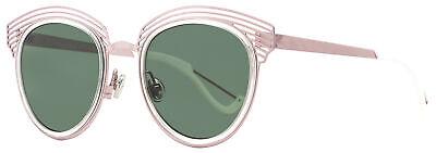 Dior Oval Sunglasses Enigme MSX85 Pink/White (Dior White Sunglasses)