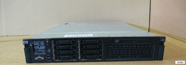 HP ProLiant DL380 G7 2 x SIX-Core XEON X5650 2.66GHz 96GB Mem 589152-421 Server
