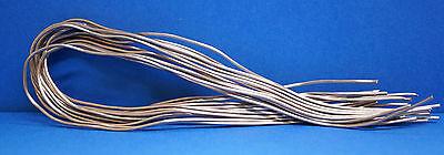 Bleidraht Lead Wire Ø 1 mm 16 Stücke a´ 25 cm Bleidraht Lead Wire 1 mm, gebraucht gebraucht kaufen  Hameln