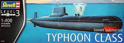 REVELL® 05138 Soviet Submarine Typhoon Class in 1:400
