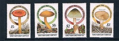 Gren.Grenada 1986 Mushrooms SG 766/9 MNH