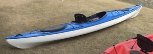 "Blue Kayak 12""6' Excellent Shape for trade"
