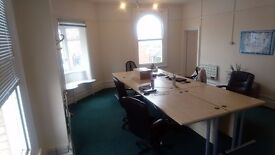 Spacious office (1,000sqft) on Mill Road opposite Hot Numbers