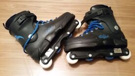 Razor Cult Inline Skates looking for a brave person to wear them!!!