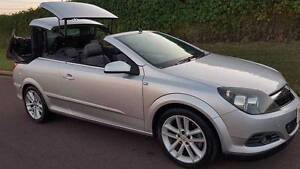 2007 Holden Astra Convertible Winnellie Darwin City Preview