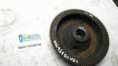 Ford Flywheel Assy-dual Clutch Sba115356700