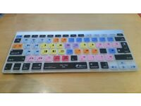 Avid Media Composer keyboard skin
