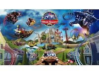 Alton Towers Tickets 20/07