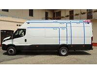Man with van. Reliable man and van. Removals and storage.van to hire with driver.big spacious vans