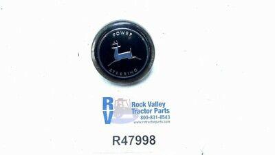John Deere Emblem-steering Wheel R47998