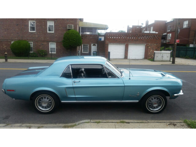Image 1 of 1968 Ford Mustang Blue…