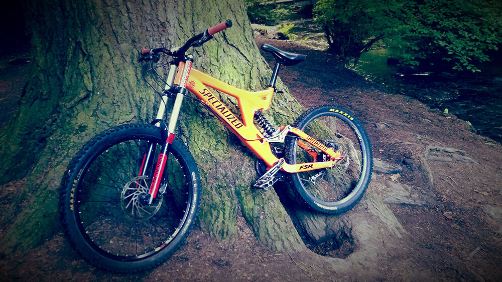 Specialized Big Hit Downhill Mtb In Southside Glasgow Gumtree