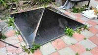 2 Pyramid SkyLight 200 CAD each 1.8m by 1.8m