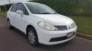 2009 Nissan Tiida Sedan Winnellie Darwin City Preview