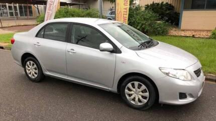Toyota Corolla sedan ascent 2009