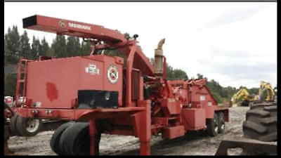 Mobark 4036ncl Whole Tree Drum Chipper