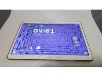 Samsung Galaxy Tab S SM-T805 16GB, Wi-Fi + 4G (Unlocked), 10.5in