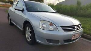 2007 Mitsubishi 380 Sedan Winnellie Darwin City Preview