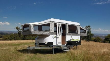 Jayco Eagle Outback - Caravan Hire and Camper Trailer Hire Singleton Singleton Area Preview