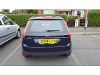 FORD FIESTA FOR QUICK SALE ( 1 OWNER + LOW MILEAGE )