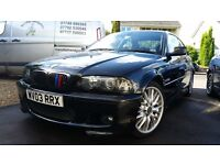 BMW e46 330ci M Sport 2003 (03) 3 litre straight 6 petrol manual