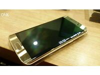 Samsung S6 edge PlatinumGold